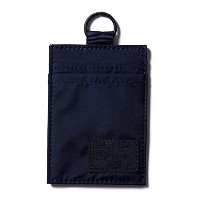 (ヘッド・ポーター) HEADPORTER MASTER NAVY PASS CASE (LONG) NAVY