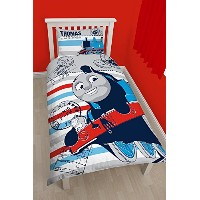 Thomas the Tank Engine Adventure UK Single/US Twin Panel Duvet Cover Set by Thomas