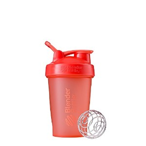BlenderBottle Classic Shaker Bottle 20-Ounce Loop Top コーラル CLSC20LOOP