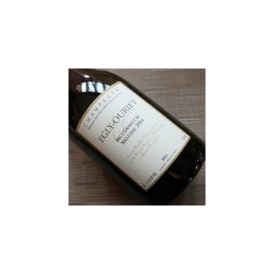 Ugly Ouriet Grand Cru Millesime エグリ・ウーリエ ブリュット・グラン・クリュ・ミレジメ2006 No.104090