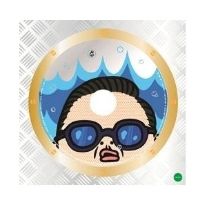 PSY SUMMER STAND CONCERT DVD [2012 THE WATER SHOW] フォスター 1 : 1 贈呈 (初度限定)