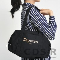 repetto SMALL GLIDE DUFFLE BAG ダッフルバッグ(B0231T/01231/99)レペット _n
