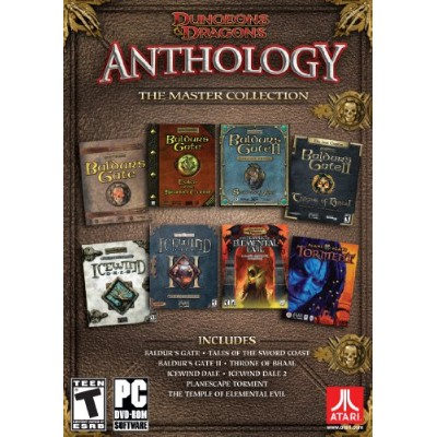 Dungeons and Dragons Classic Anthology (輸入版)