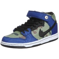 [ナイキ] NIKE スニーカー DUNK MID PREMIUM SB 616348-410 (OLD ROYAL/BLACK-WHITE/US8.5)