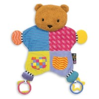 Kids Preferred Amazing Baby Blanket Teether Bear 赤ちゃん おもちゃ 並行輸入品