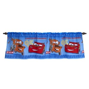 Disney Coordinating Window Valance, Cars