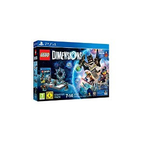 LEGO Dimensions Super-Girl Starter Pack (PS4) (輸入版)