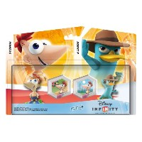 Disney Infinity Phineas & Ferb Toy Box Set (Xbox 360/PS3/Nintendo Wii/Wii U/3DS) (輸入版)