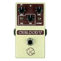 Keeley キーリー オーバードライブ OXBLOOD OVERDRIVE