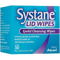Systane Lid Wipes - 30 ct by Systane