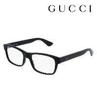 【GUCCI】 グッチ メガネ 正規販売店 アレッサンドロ・ミケーレデザイン GG0006OA 001 伊達メガネ 度付き 眼鏡 DEAL POP WEB Made In Italy DEAL...