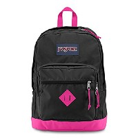 jansport(ジャンスポーツ) CITY SCOUT BLACKFLRCENTPNK