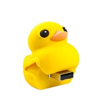 Bone Collection 【USBメモリー8GB おもしろUSB】 Duck Driver イエロー 8GB DR13041-8Y