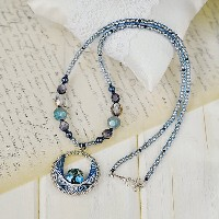 ◆TOHOビーズキット ACCESSORIES COLLECTION Styling necklace AC-115◆トーホー アクセサリーコレクション スタイリングネックレス