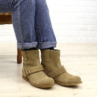 【プントピグロ PUNTO PIGRO】SHORT BOOTS WITH BUCKLE・NPP1051【レディース】【RCP】【シューズ】【50】【last_1】【◎】