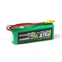 no2 MultiStar 11.1V 1400mAh 40C80C リポ