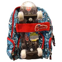Grawzulz(グラウズルズ) BACK PACK SKATE BOARD LIGHT BLUE 941011