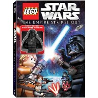LEGO レゴ STAR WARS The Empire Strikes Out スター・ウォーズ エンパイア・ ストライクス・アウト 北米版 DVD With Exclusive...