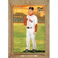 岡島秀樹 2007 Topps Turkey Red Rookie Card Hideki Okajima
