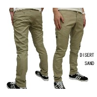 DICKIES ダブルニーワークパンツ WP811/SKINNY STRAIGHT FIT(ディッキーズ) DESERTSAND