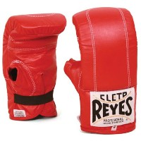 Cleto Reyes Bag Glove with Elastic カフ - レッド XL (海外取寄せ品)
