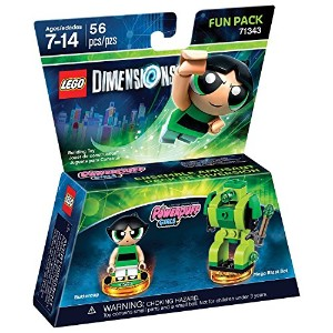 Lego Dimensions Powerpuff Girls Fun Pack (輸入版)