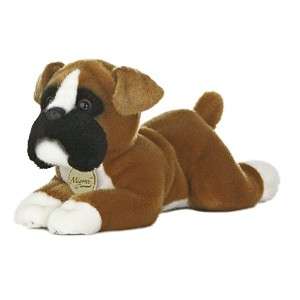 Aurora World Miyoni 11 Boxer Stuffed Dog by AURORA