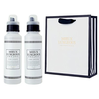 MIEUX LUXGEOUS R HOME CLEANING R & FABRIC SOFTENER セット with PAPERBAG02