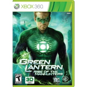 Green Lantern: Rise of the Manhunters (輸入版:アジア) XBOX360