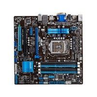 ASUSTek Intel Socket 1155 DDR3メモリ対応 M-ATXマザーボード P8Z77-M