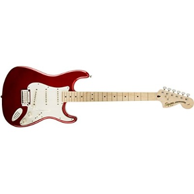 Squier by Fender スクワイヤーエレキギター STANDARD STRATOCASTER MN CAR