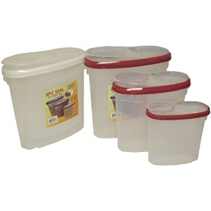 Sazon Storage 3-piece Container Set by American Maid