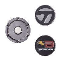 TaylorMade TP Coin with Removable Ball Markers【ゴルフ その他のアクセサリー>ディボットツール】