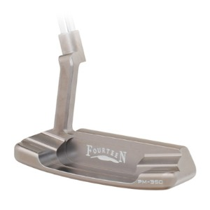 Fourteen Premium Milled Mallet Putters【ゴルフ ゴルフクラブ>パター】