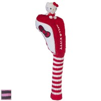 Hello Kitty Ladies Mix Match Driver Headcovers【ゴルフ レディース>ヘッドカバー】