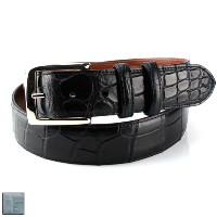 Jacob Hill Leather Alligator 1 1/2 Leather Belts【ゴルフ ゴルフウェア>ベルト】
