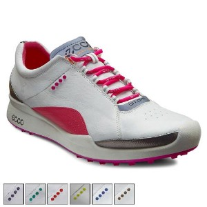 Ecco 2015 Ladies Biom Golf Hybrid Lace Shoes【ゴルフ 特価セール】