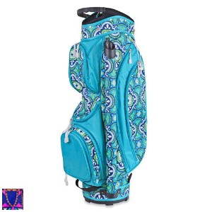 All For Color Ladies Golf Bags【ゴルフ レディース>カートバッグ】
