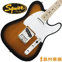 Squier by Fender Affinity Series Telecaster Maple Fingerboard 2CS(2カラーサンバースト) テレキャスター 【スクワイヤー by...