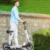 ZBG-001 electric scooter 36/48V adult Instead of walking electromobile electric vehicle bicycle
