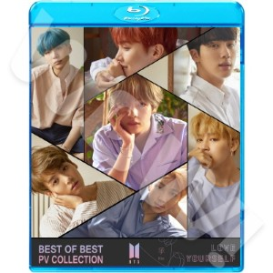 【Blu-ray】? BTS BEST OF BEST PV ?  DNA Not Today Spring Day Blood Sweat&Tears ? 【Bangtan ブルーレイ】