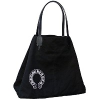 CHROME HEARTS CANVAS TOTE BAG クロムハーツ  キャンバス トートバッグ CHホースシュー