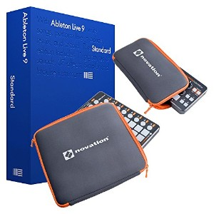 ABLETON キャンペーンパッケージ Live 9 Standard + LaunchPad S Control Pack