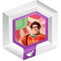 Disney Infinity Power Disc - KING CANDY'S DESSERT TOPPINGS Series 1: Disc 10 of 20 by Disney...