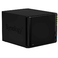 Synology DiskStation DS414 NAS サーバー