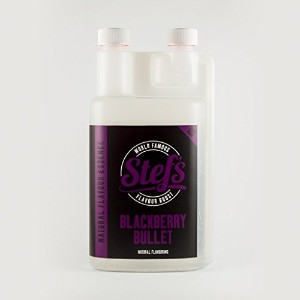 Stef's Blackberry Bullet - Natural Blackberry Essence 1L/34fl.oz