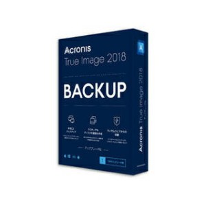 Acronis Acronis True Image 2018 1 Computer Version Upgrade