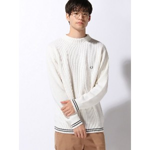 FRED PERRY (M)MOCK NECK SWEAT KNIT フレッドペリー【送料無料】