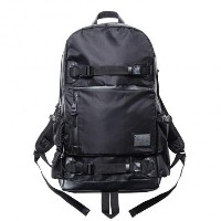 [マキャベリック]MAKAVELIC リュックサック SIERRA BIND UP BACKPACK BLACK EDITION 3107-10103 (black)