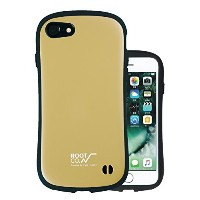 【ROOT CO.】iFace iPhone7 iPhone8ケース 耐衝撃 / Gravity Shock Resist Case.(ベージュ) ルート